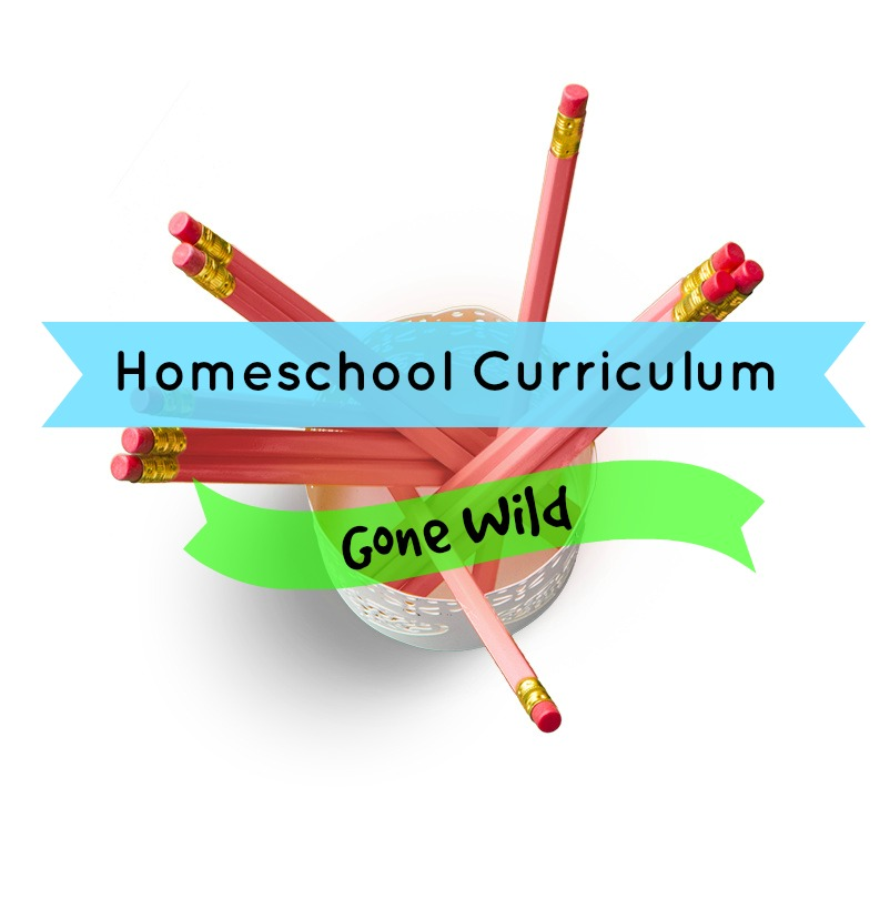 Homeschool Curriculum Gone Wild