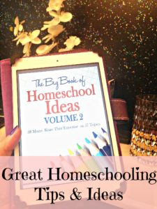 Great homeschooling tips and ideas